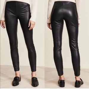 Splendid. Vegan leather legging. New without tag
